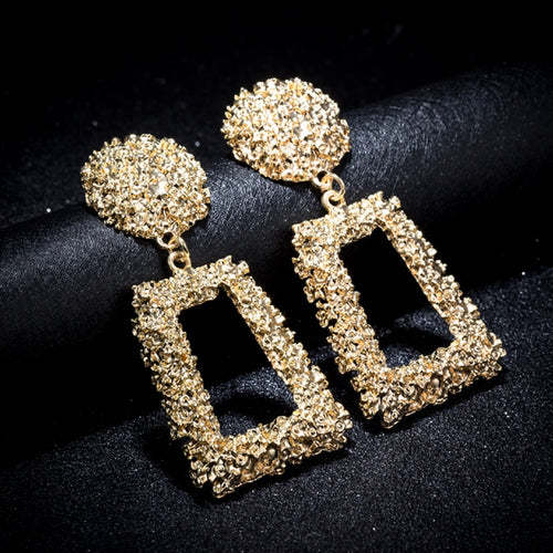 KMVEXO Big Vintage Earrings for Women