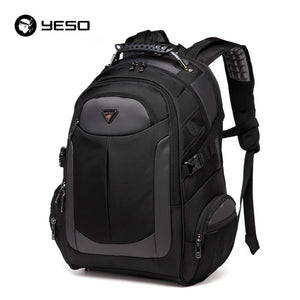YESU Laptop Backpack Men's Travel Bags