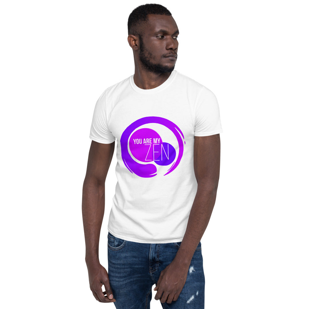 YOU ARE MY ZEN (MORADO) | Camiseta de manga corta | Unisex