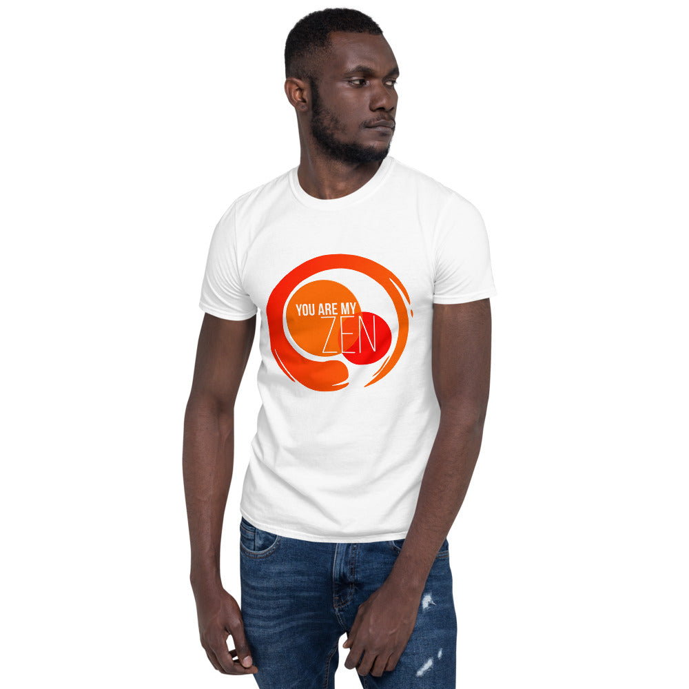 YOU ARE MY ZEN (NARANJA) | Camiseta de manga corta | Unisex