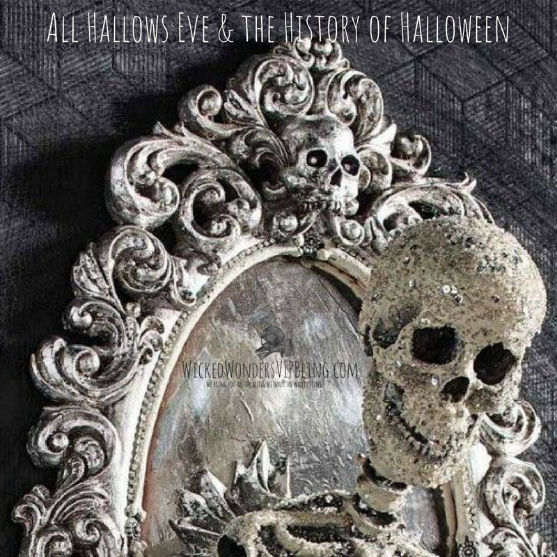 All Hallows Eve & The History of Halloween