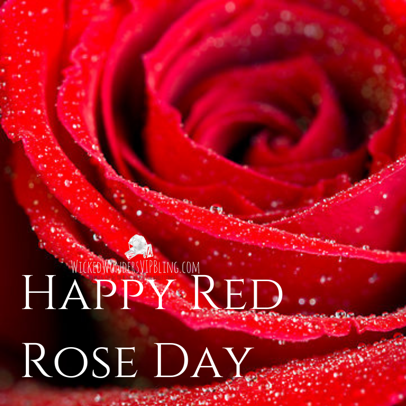 Happy Red Rose Day