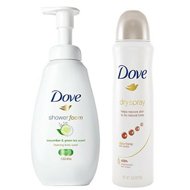 Dove SCORE in Our Beauty Blog