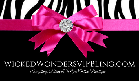 Wicked Wonders VIP Bling
