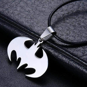 Wicked Wonders VIP Bling Bling Set Batman Lives Stainless Steel Necklace with Earrings Affordable Bling_Bling Fashion Paparazzi
