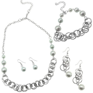 Wicked Wonders VIP Bling Bling Set Divine Grace Sage Green Set Affordable Bling_Bling Fashion Paparazzi