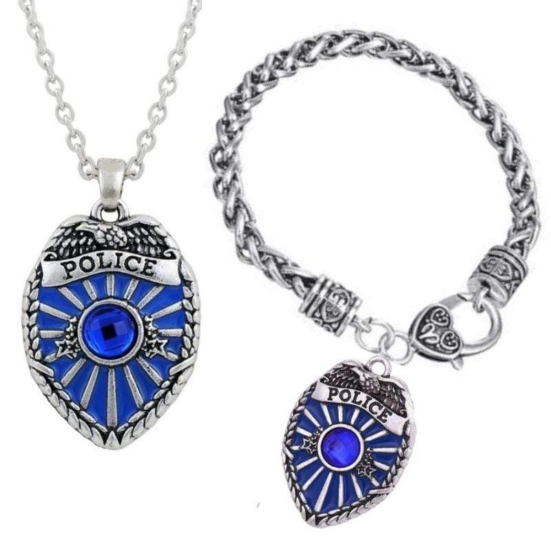 Wicked Wonders VIP Bling Bling Set Dream Police Blue Gem Set Affordable Bling_Bling Fashion Paparazzi