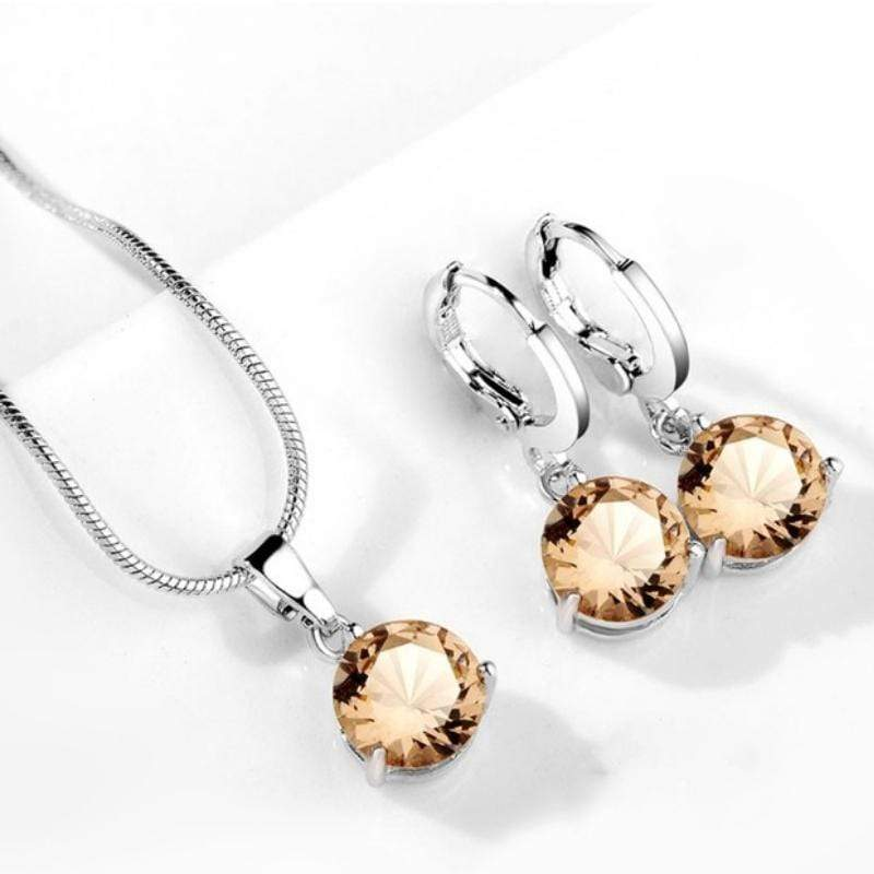 Wicked Wonders VIP Bling Bling Set Drops of Jupiter Honey Gem Set Affordable Bling_Bling Fashion Paparazzi