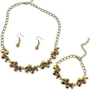Wicked Wonders VIP Bling Bling Set Hollywood Hills Brass Set Affordable Bling_Bling Fashion Paparazzi