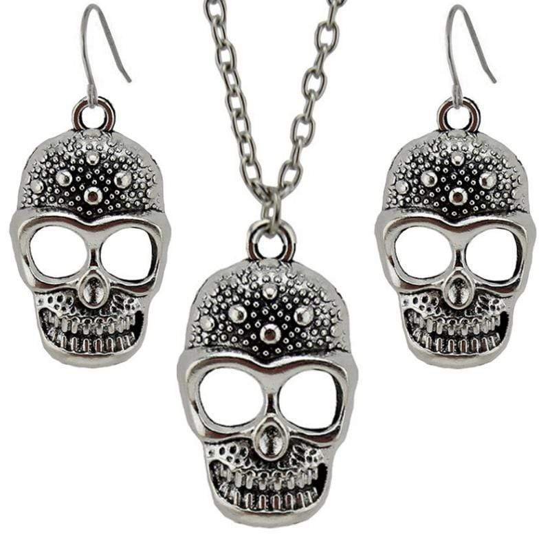 Wicked Wonders VIP Bling Bling Set Live Free or Die Young Silver Set Affordable Bling_Bling Fashion Paparazzi