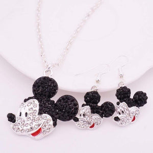 Wicked Wonders VIP Bling Bling Set M-I-C-K-E-Y-M-O-U-S-E Rhinestone Set Affordable Bling_Bling Fashion Paparazzi