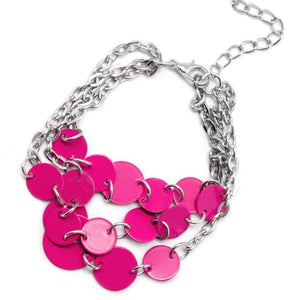 Wicked Wonders VIP Bling Bling Set Night at the Disco Hot Pink Set Affordable Bling_Bling Fashion Paparazzi