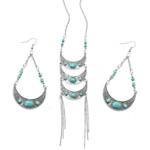 Wicked Wonders VIP Bling Bling Set Not a Moment Too Moon Blue Set Affordable Bling_Bling Fashion Paparazzi