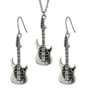 Wicked Wonders VIP Bling Bling Set Rock & Roll Junkie Silver Set Affordable Bling_Bling Fashion Paparazzi