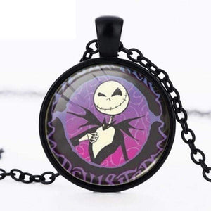 Wicked Wonders VIP Bling Bling Set The Nightmare Before Christmas Purple Jack Skellington Set Affordable Bling_Bling Fashion Paparazzi