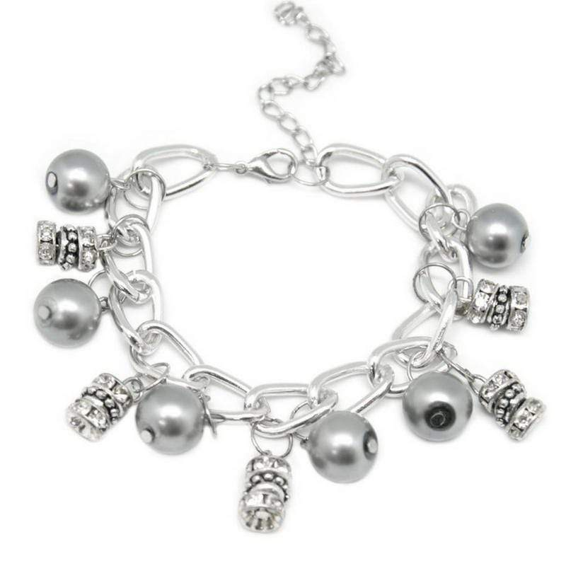 Wicked Wonders VIP Bling Bracelet A Dream Come True Silver Bracelet Affordable Bling_Bling Fashion Paparazzi