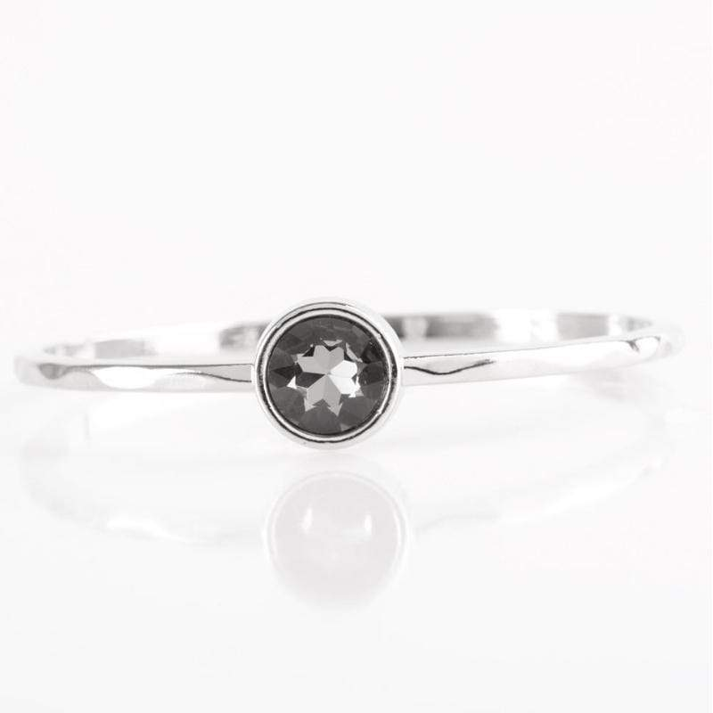 Wicked Wonders VIP Bling Bracelet Diamonds for Breakfast Silver Bangle Bracelet Affordable Bling_Bling Fashion Paparazzi