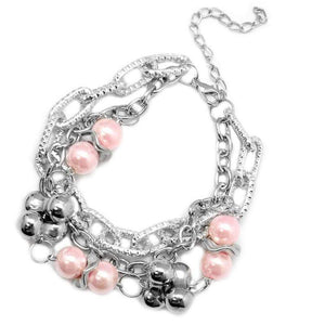 Wicked Wonders VIP Bling Bracelet For That Special Occasion Pink Bracelet Affordable Bling_Bling Fashion Paparazzi