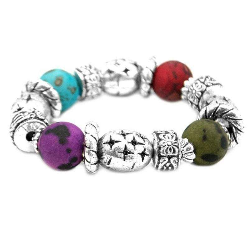Wicked Wonders VIP Bling Bracelet Go Big or Go Home Multi Color Bracelet Affordable Bling_Bling Fashion Paparazzi