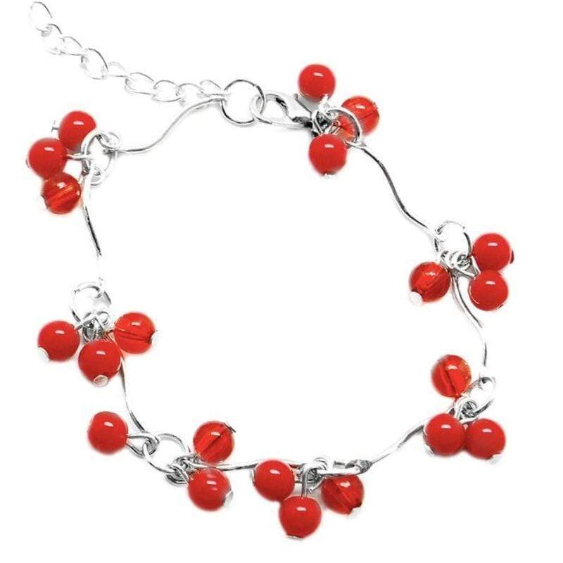 Wicked Wonders VIP Bling Bracelet Metropolitan Red Bracelet Affordable Bling_Bling Fashion Paparazzi
