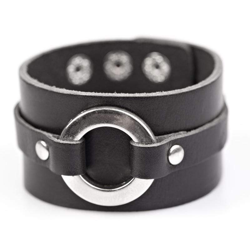 Wicked Wonders VIP Bling Bracelet Outlaw Club Black Urban Man Bracelet Affordable Bling_Bling Fashion Paparazzi