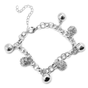 Wicked Wonders VIP Bling Bracelet Rime of the Ancient Mariner Silver Bracelet Affordable Bling_Bling Fashion Paparazzi