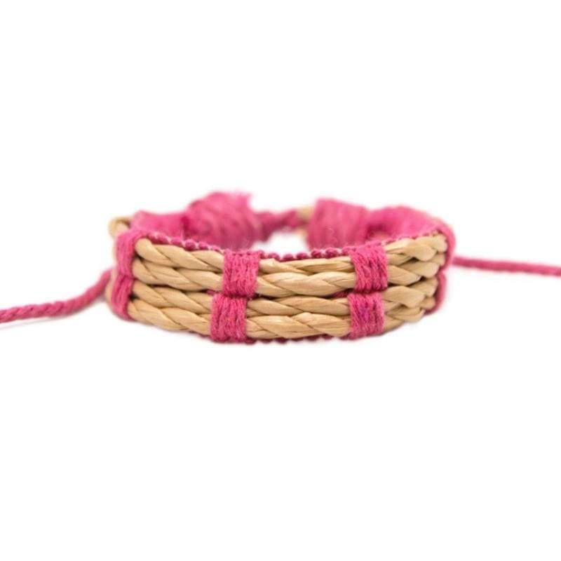 Wicked Wonders VIP Bling Bracelet The Last Straw Pink Urban Bracelet Affordable Bling_Bling Fashion Paparazzi