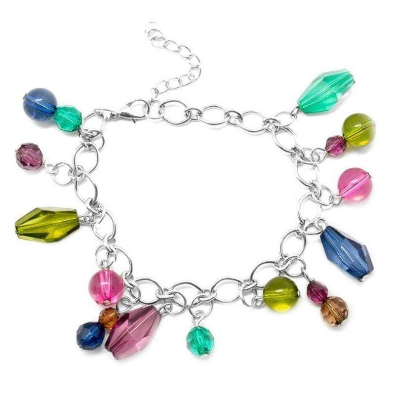 Wicked Wonders VIP Bling Bracelet Watercolors Multi-Colored Bracelet Affordable Bling_Bling Fashion Paparazzi