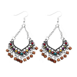 Wicked Wonders VIP Bling Earrings On a Magic Carpet Ride Multi-Color Earrings Affordable Bling_Bling Fashion Paparazzi
