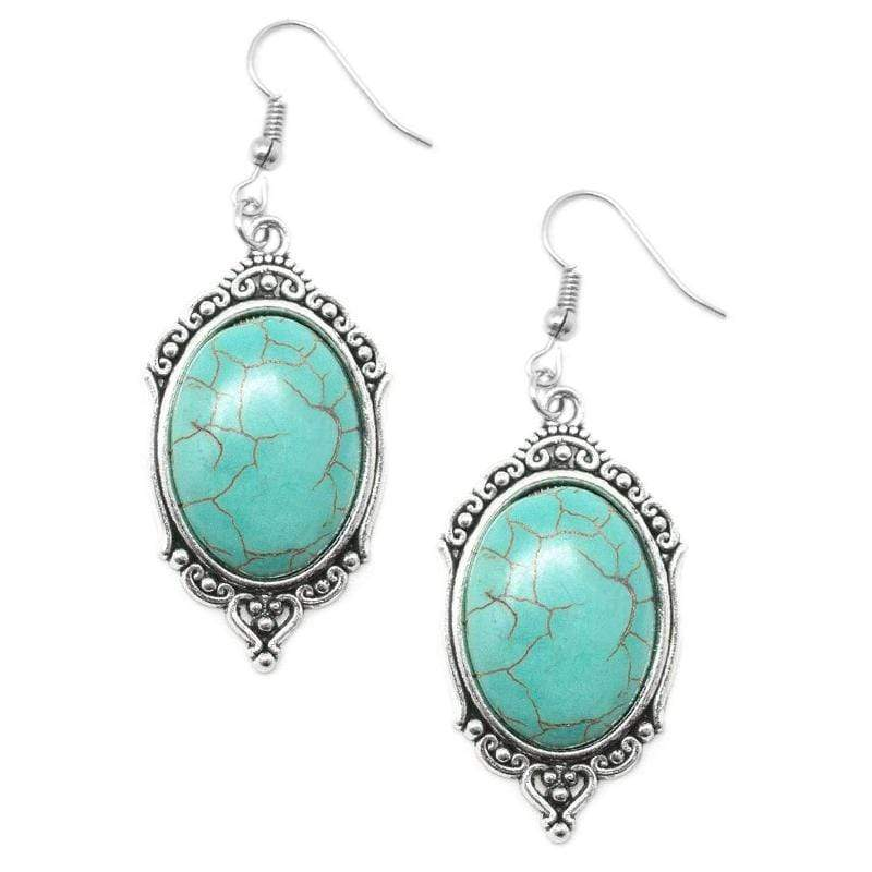 Wicked Wonders VIP Bling Earrings The Grand Ol' Opry Blue Earrings Affordable Bling_Bling Fashion Paparazzi