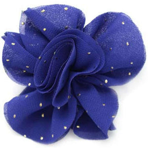 Wicked Wonders VIP Bling Hair Clip Dreamboat Blue Hair Clip Affordable Bling_Bling Fashion Paparazzi