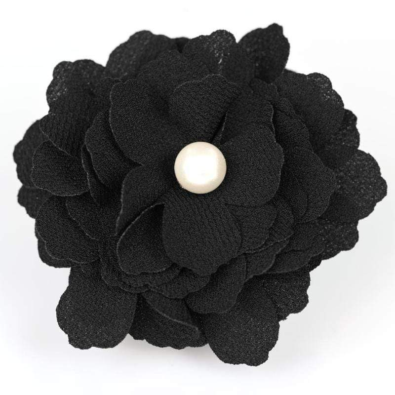 Wicked Wonders VIP Bling Hair Clip He Loves Me Black Hair Clip Affordable Bling_Bling Fashion Paparazzi