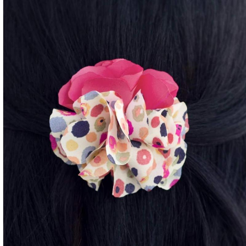 Wicked Wonders VIP Bling Hair Clip Little Itty Bitty Pretty One Pink Hair Clip Affordable Bling_Bling Fashion Paparazzi