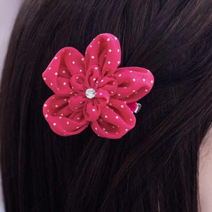 Wicked Wonders VIP Bling Hair Clip Young at Heart Pink Hair Clip Affordable Bling_Bling Fashion Paparazzi