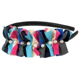 Wicked Wonders VIP Bling Headband Busier Than Ever Multi-Color Headband Affordable Bling_Bling Fashion Paparazzi