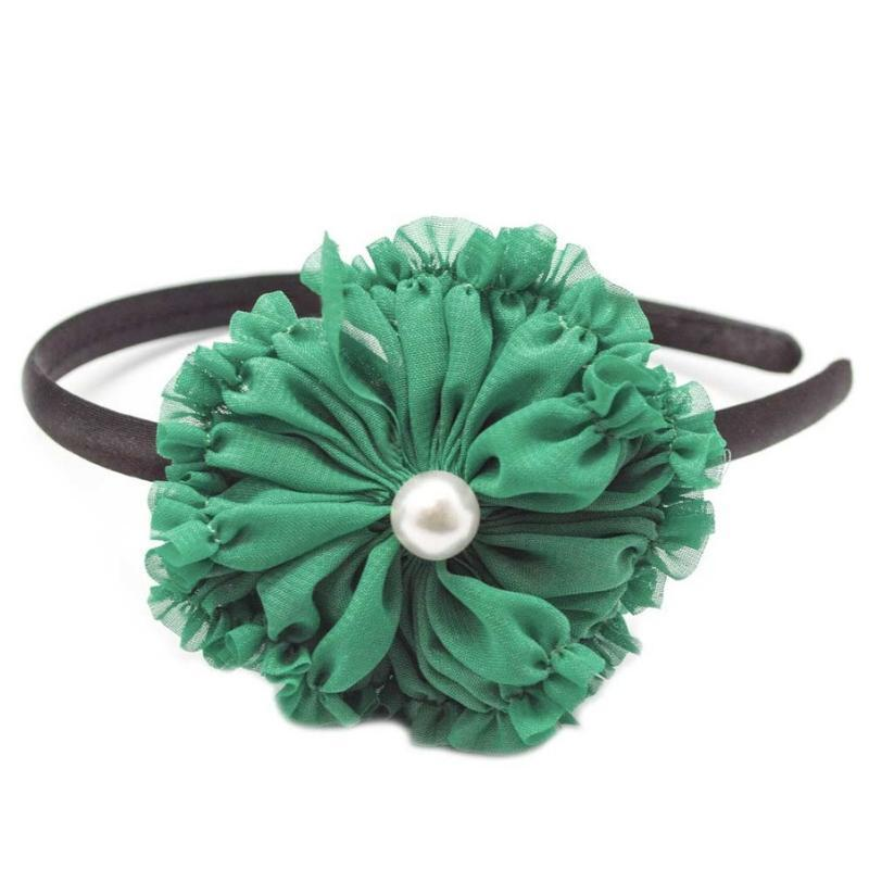 Wicked Wonders VIP Bling Headband Fun and Fancy Free Green Headband Affordable Bling_Bling Fashion Paparazzi