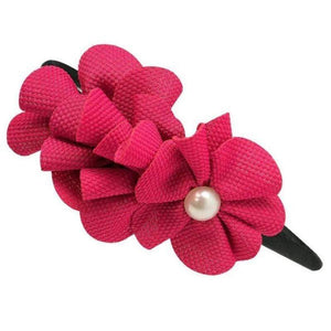 Wicked Wonders VIP Bling Headband Go, Fight, Win Pink Headband Affordable Bling_Bling Fashion Paparazzi