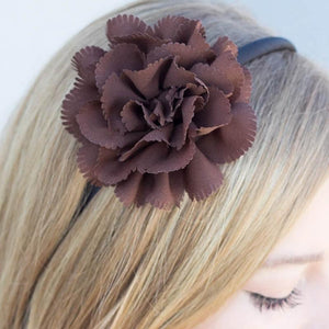 Wicked Wonders VIP Bling Headband Sassy Sacagawea Brown Headband Affordable Bling_Bling Fashion Paparazzi