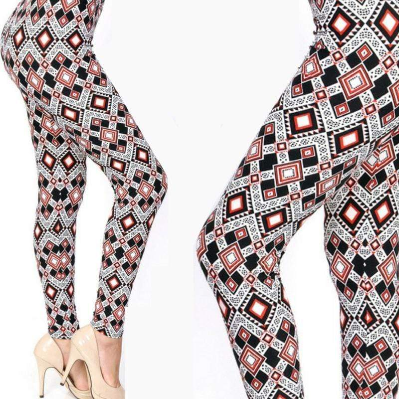 Wicked Wonders VIP Bling Leggings Wicked Soft Ace of Spades OS Leggings Affordable Bling_Bling Fashion Paparazzi