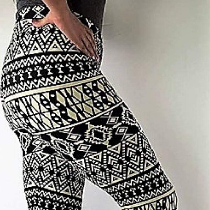 Wicked Wonders VIP Bling Leggings Wicked Soft 'Bulletproof' OS Leggings Affordable Bling_Bling Fashion Paparazzi