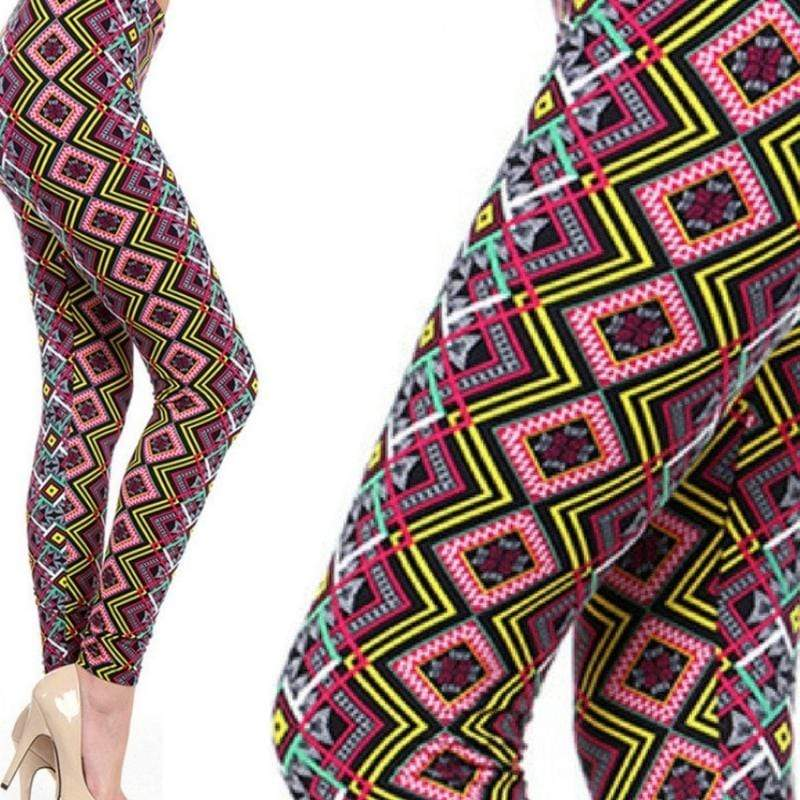Wicked Wonders VIP Bling Leggings Wicked Soft Can't Stop the Fiesta OS Leggings Affordable Bling_Bling Fashion Paparazzi