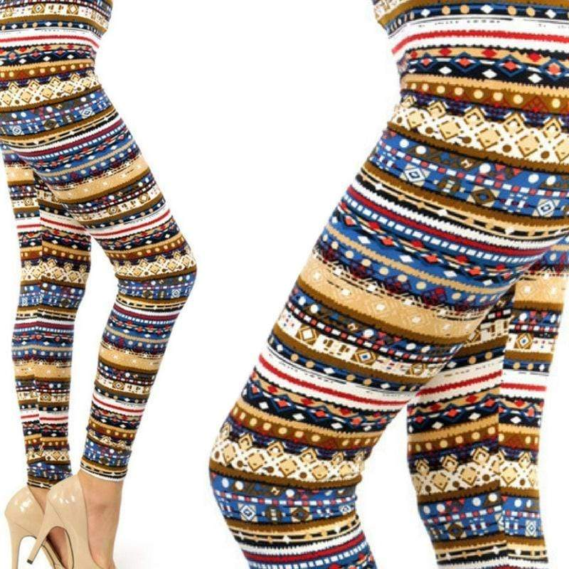 Wicked Wonders VIP Bling Leggings Wicked Soft Castles Made of Sand OS Leggings Affordable Bling_Bling Fashion Paparazzi