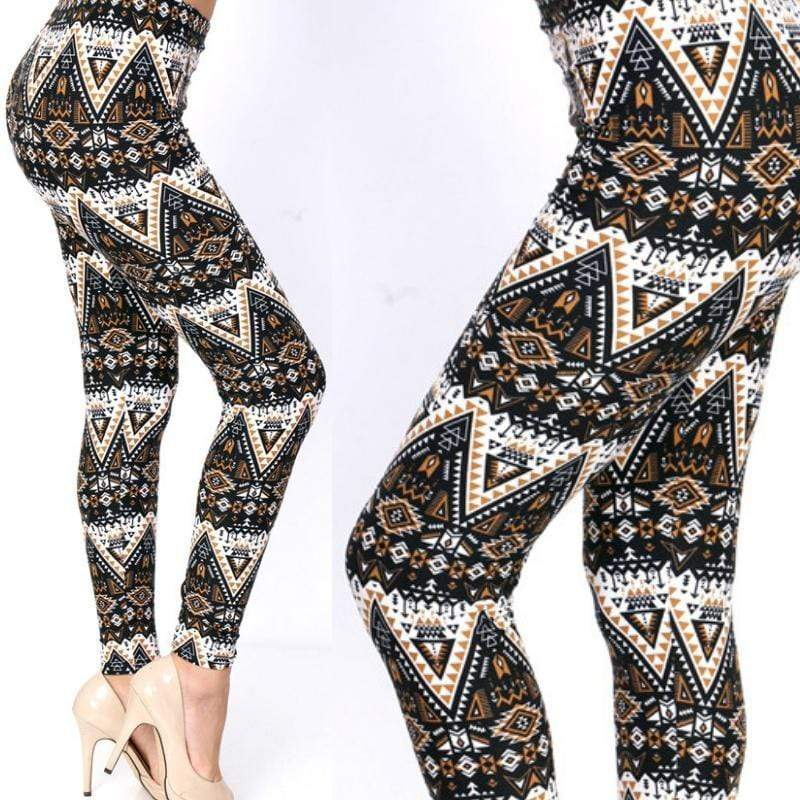 Wicked Wonders VIP Bling Leggings Wicked Soft Fortitude Fusion OS Leggings Affordable Bling_Bling Fashion Paparazzi