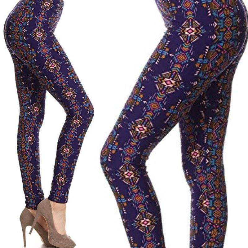Wicked Wonders VIP Bling Leggings Wicked Soft Indian Princess OS Leggings Affordable Bling_Bling Fashion Paparazzi