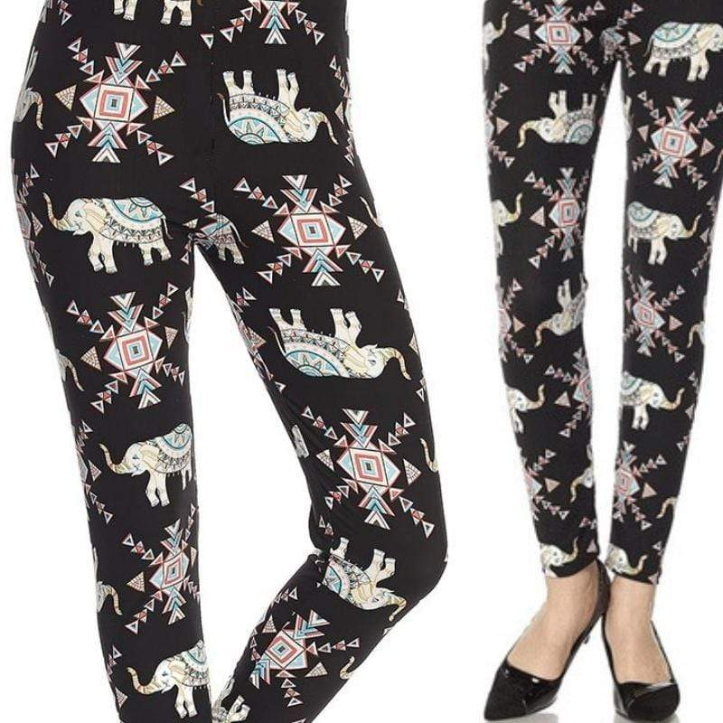 Wicked Wonders VIP Bling Leggings Wicked Soft Namaste OS Leggings Affordable Bling_Bling Fashion Paparazzi