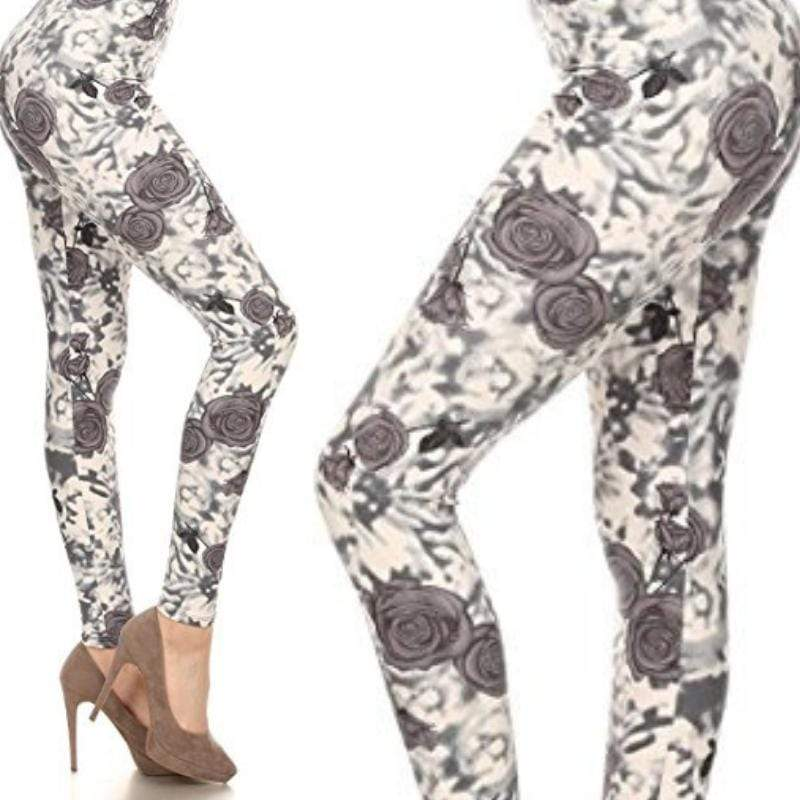 Wicked Wonders VIP Bling Leggings Wicked Soft New Romantics OS Leggings Affordable Bling_Bling Fashion Paparazzi