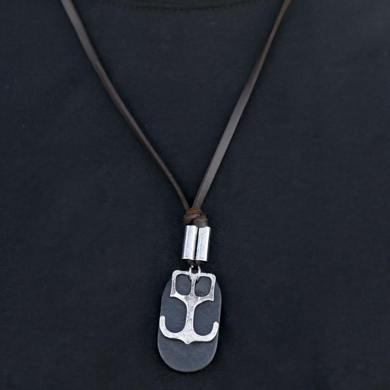 Wicked Wonders VIP Bling Necklace Give Em' the Axe Black Man Necklace Affordable Bling_Bling Fashion Paparazzi