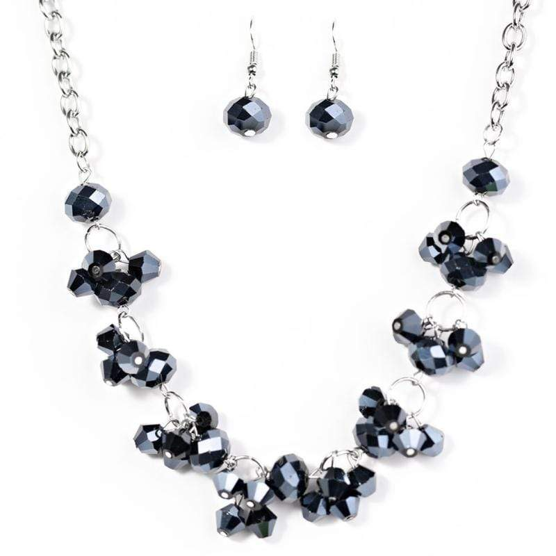 Wicked Wonders VIP Bling Necklace Instant Stardom Blue Necklace Affordable Bling_Bling Fashion Paparazzi