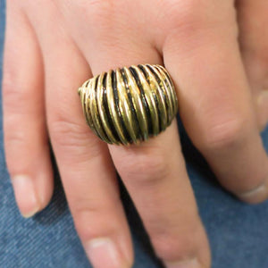 Wicked Wonders VIP Bling Ring Almost Famous Brass Ring Affordable Bling_Bling Fashion Paparazzi