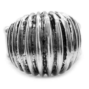 Wicked Wonders VIP Bling Ring Almost Famous Silver Ring Affordable Bling_Bling Fashion Paparazzi